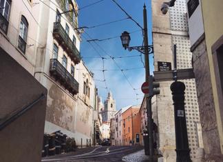 Une carte postale sonore de Lisbonne
