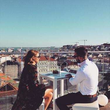 Verre Rooftop - Lisbonne