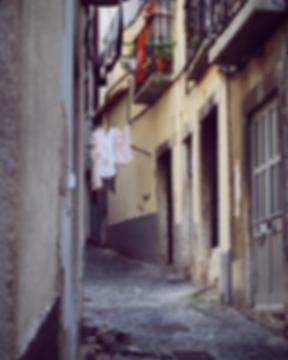 Alfama - Voyage a Lisbonne