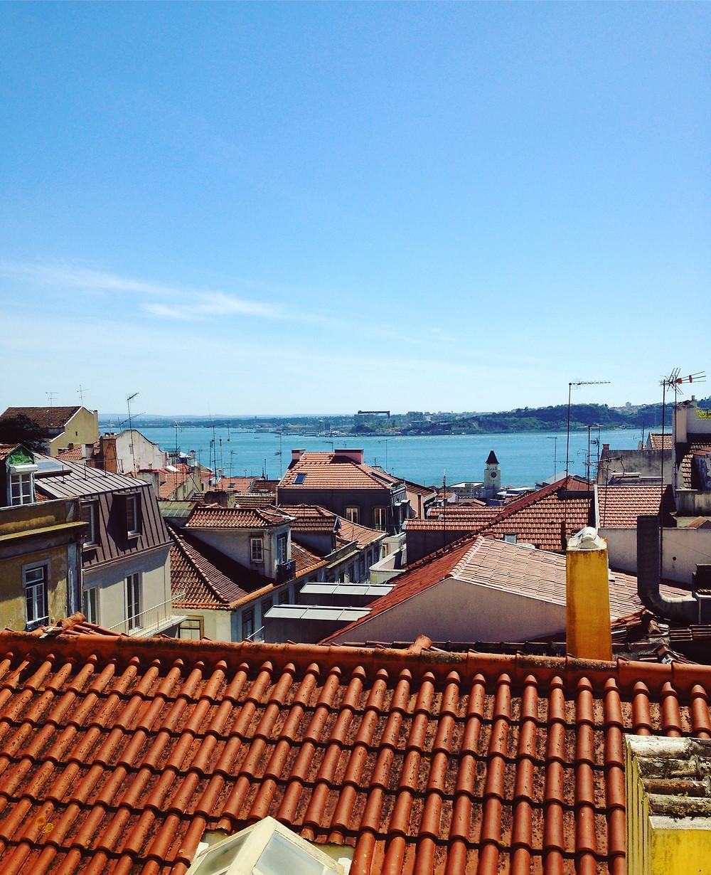 Vue secrète Voyage à Lisbonne Blog