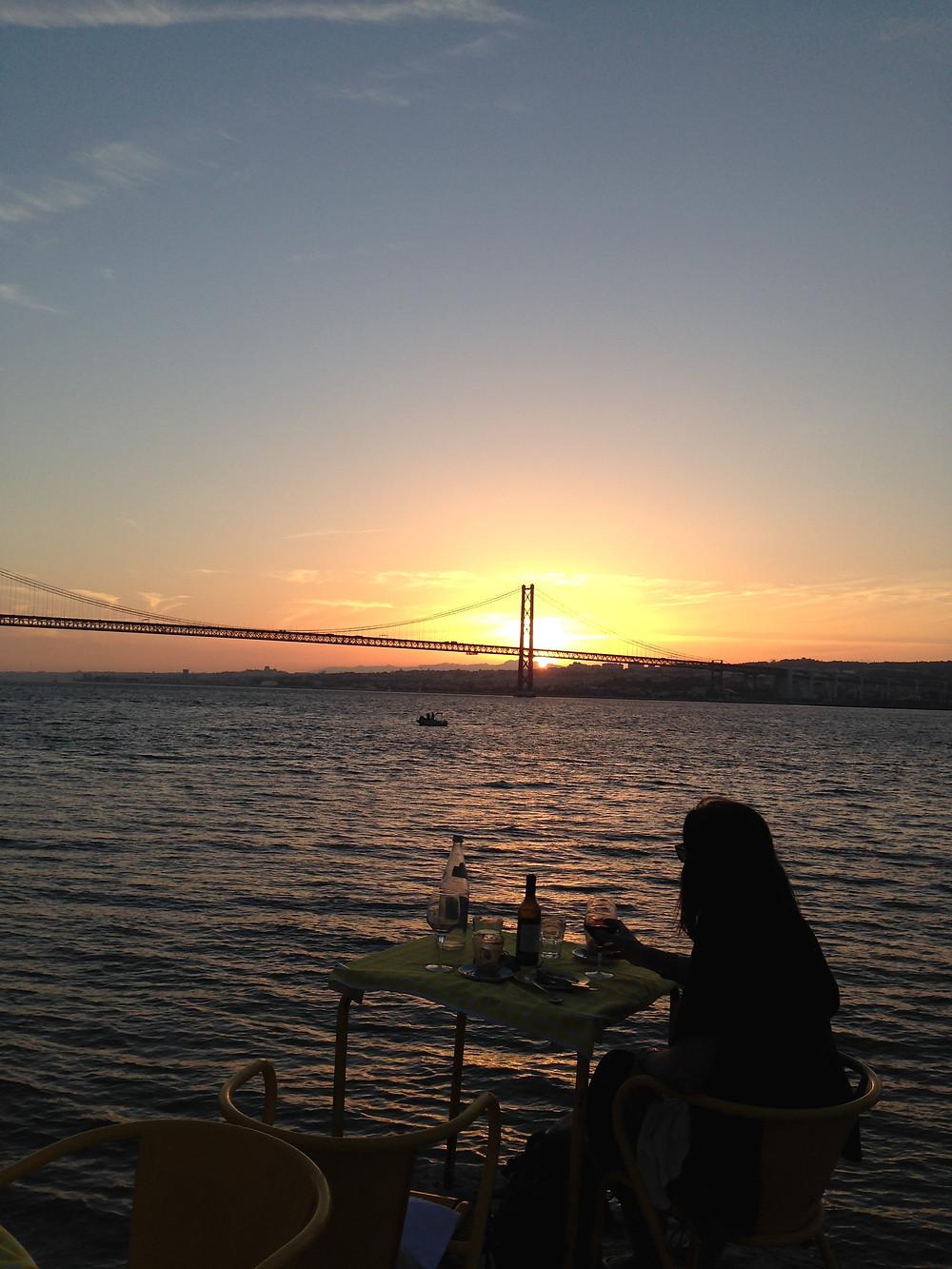 Cacilhas Voyage à Lisbonne Blog