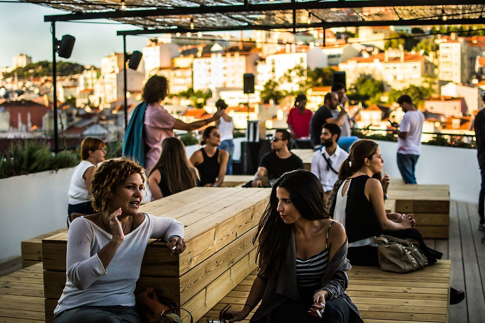 Bar Voyage à Lisbonne Blog