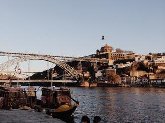 Visiter Porto après Lisbonne !