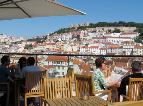 Entretanto Bar - Voyage à Lisbonne Blog
