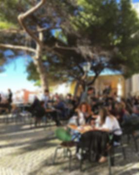 Café - Voyage à Lisbonne