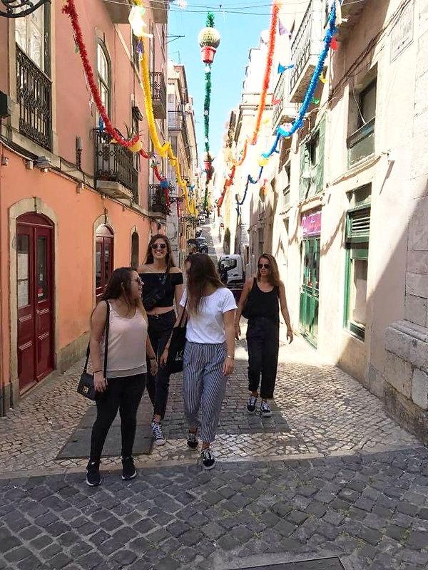 EVJF - Voyage a Lisbonne
