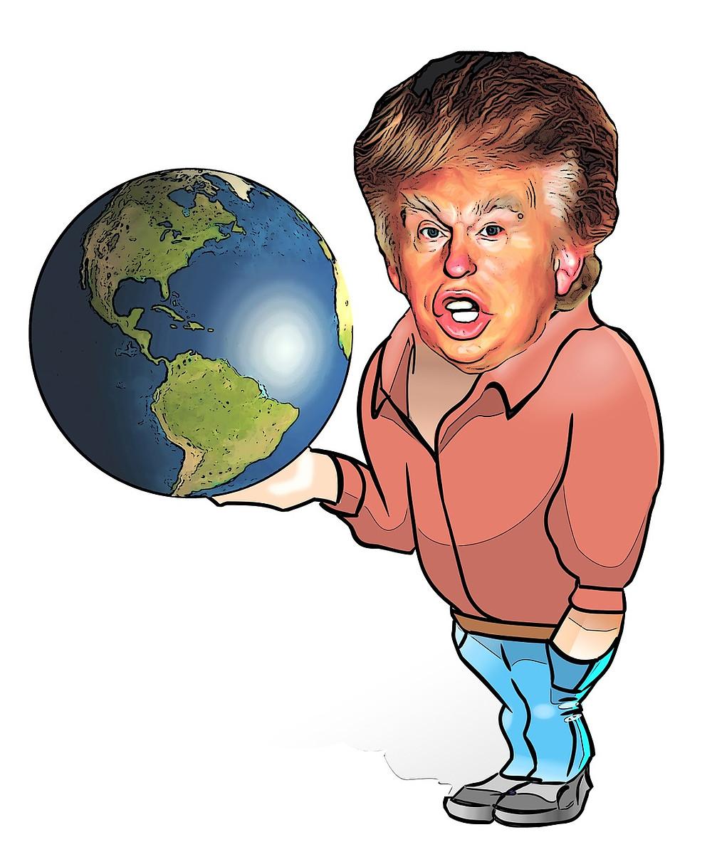 Trump und das destruktive Ego