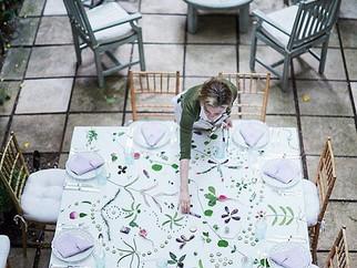 TWEAKS+inspiration : A Garden Delight
