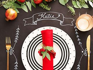 TWEAKS+inspiration : A Colorful Christmas