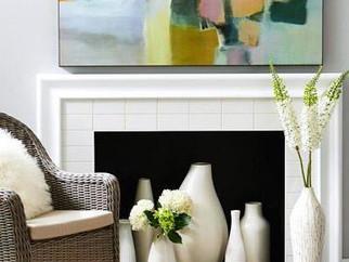 DecorBook Classic : Summery Fireplaces