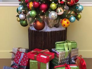 Happy Hour : Christmas Wrap