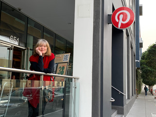 Places We Go : Visiting Pinterest