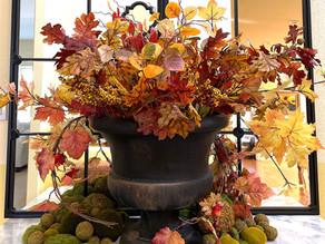 TWEAKS+inspiration : Fall Rooms