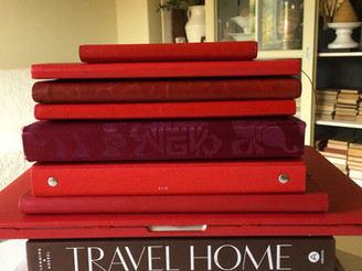 TWEAKS+inspiration : Little Red Books