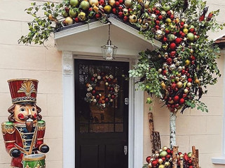 Places We Go :  Christmas Across the Pond