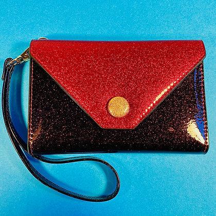 Black Cherry Sparkling Wallet