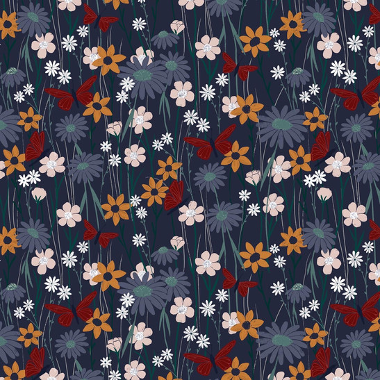 Wildflower Pattern