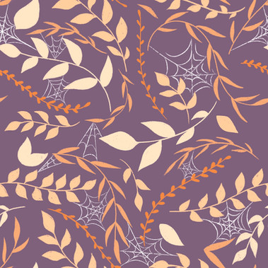 Spooky Vines Pattern