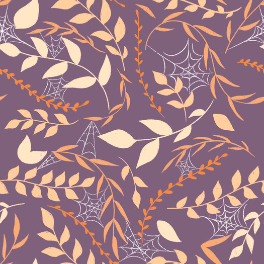 Spooky Vines Pattern