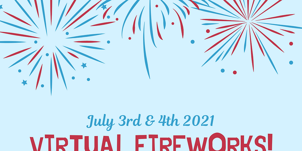 4th Of July Virtual Fireworks