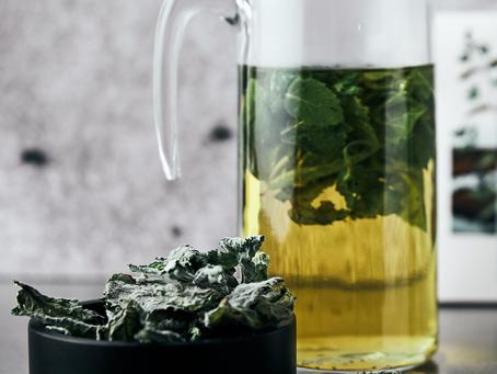 PLŪKT piparmētru ledus tēja - atspirdzinoša, mentoliska, dabīga!