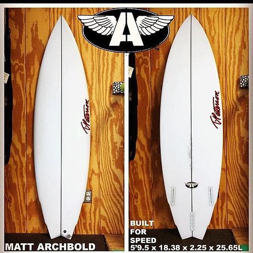 Timmy Patterson  - Matt Archbald