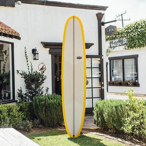 Almond Surfboard - Lumberjack