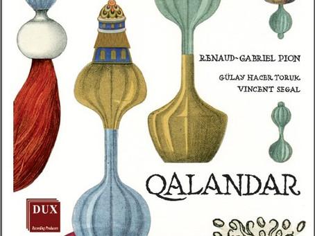 QALANDAR Le prince ascète - Label Dux 2015