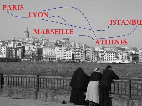 CROISEMENTS 7 février 2015 à Lyon