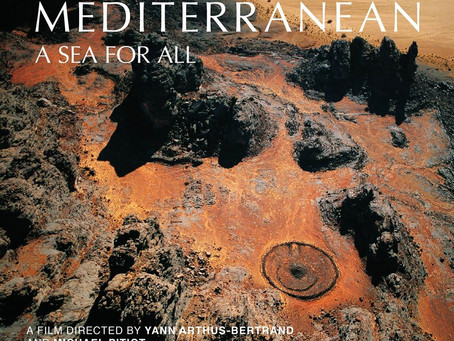 MEDITERRANEAN A SEA FOR ALL - Longdistance/ Harmonia Mundi 2015