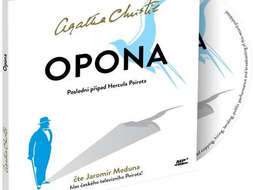 Opona: Poslední případ Hercula Poirota | Audiokniha