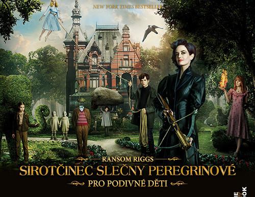 Sirotčinec slečny Peregrinové pro podivné děti | Audiokniha