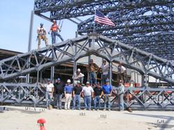 Iron worker Steel Washington