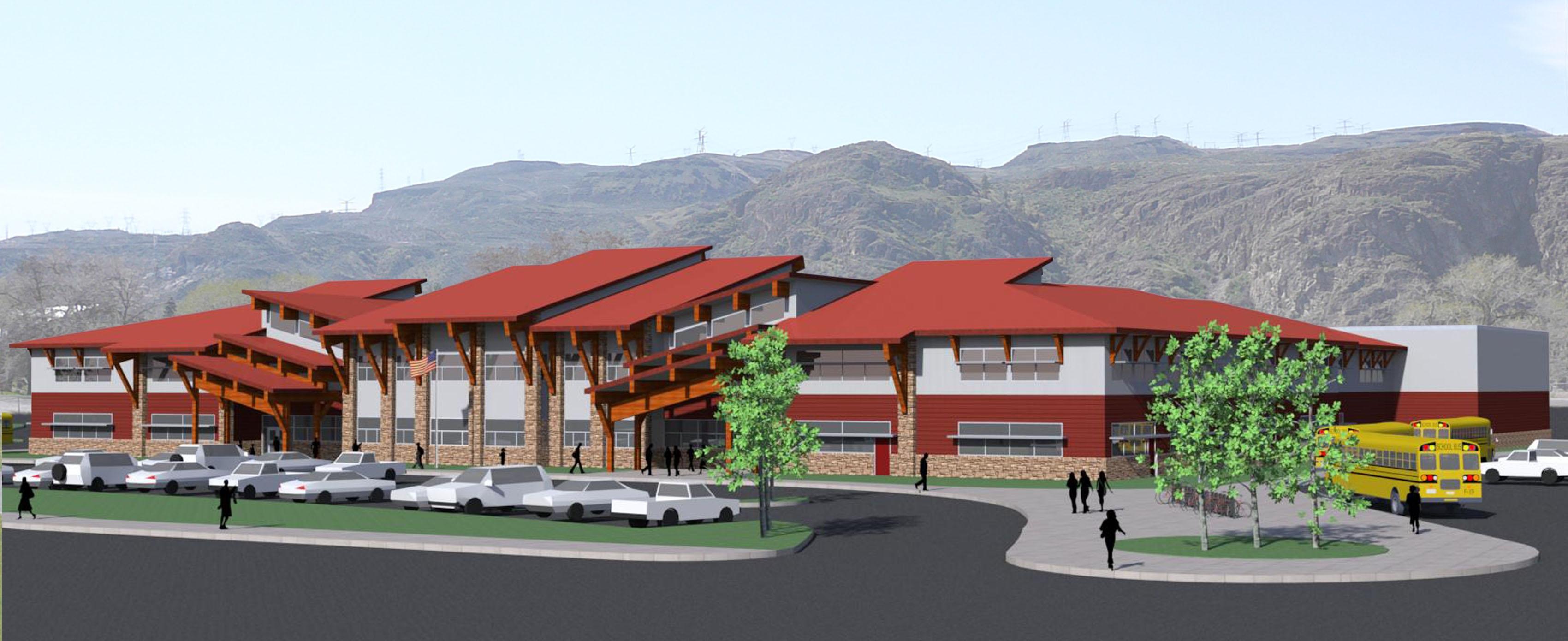 Coulee Dam K-12 School