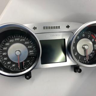Mercede-Benz SLS