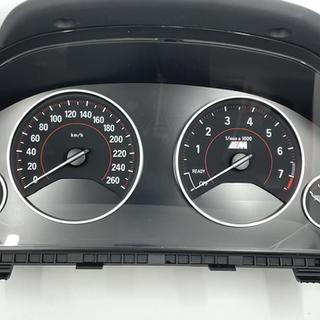 BMW 435 spidometras