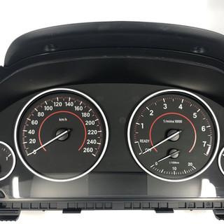 BMW F30 perdarymas mph-kmh
