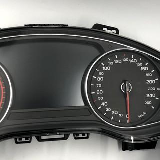 Audi A4 iš MPH į km/h