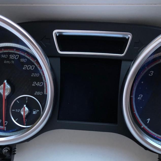 Mercedes-Benz ML W166 perdarytas iš paprasto į AMG Style