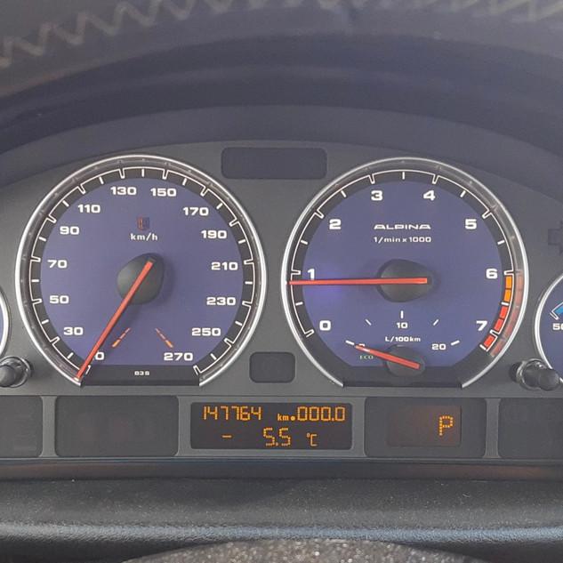 BMW E46 Alpina Design