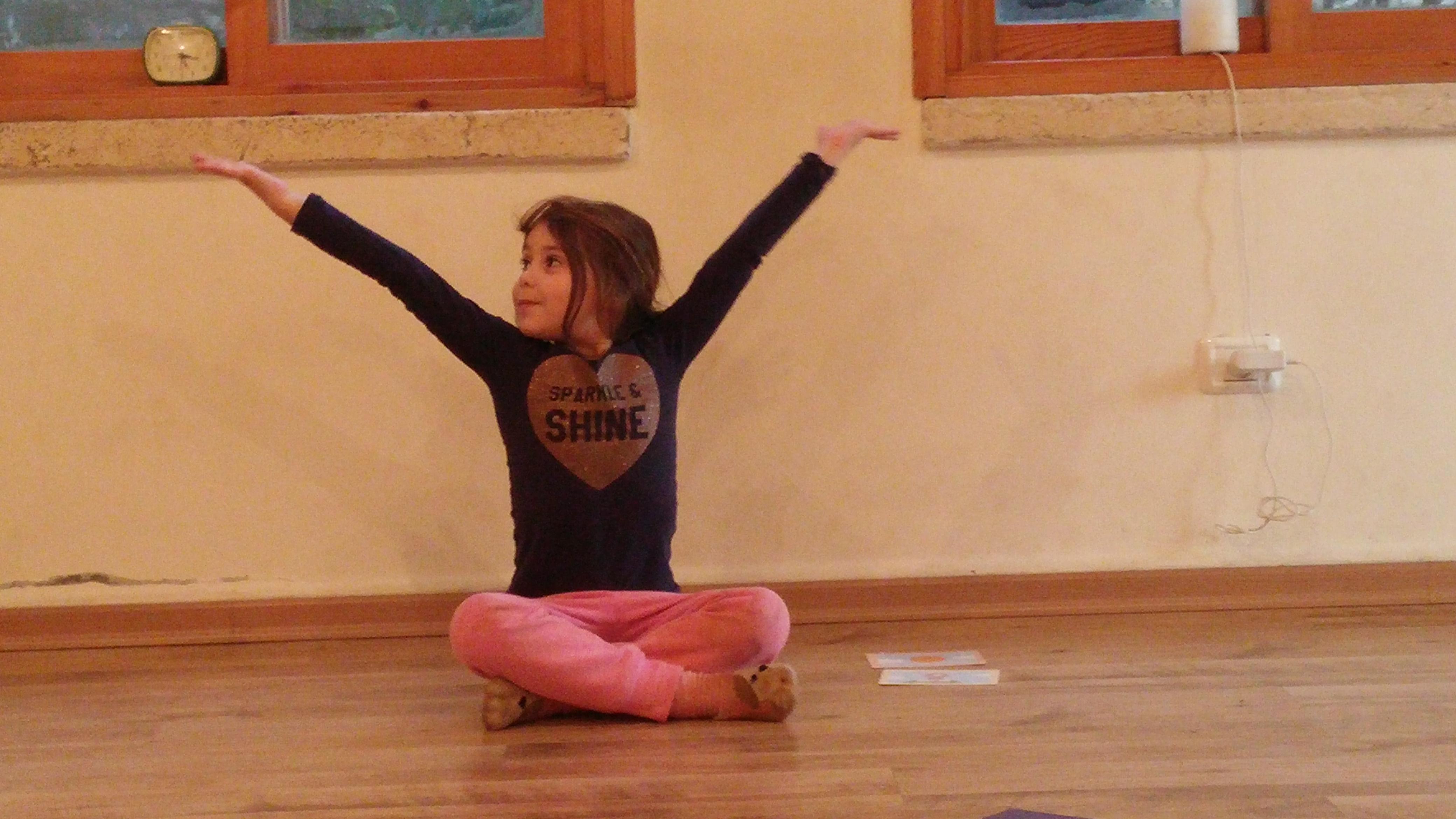 יוגה לילדים לגילאי 5-6