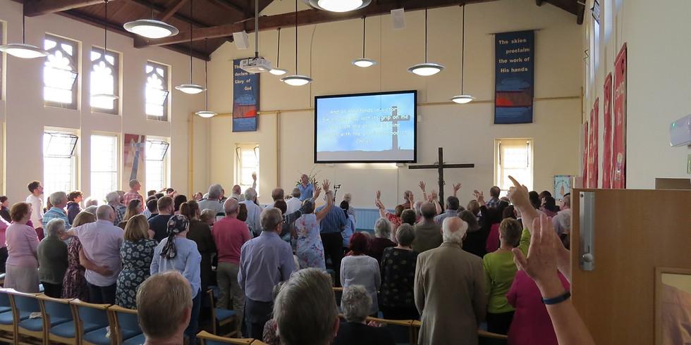 Sunday 20th September Morning Worship