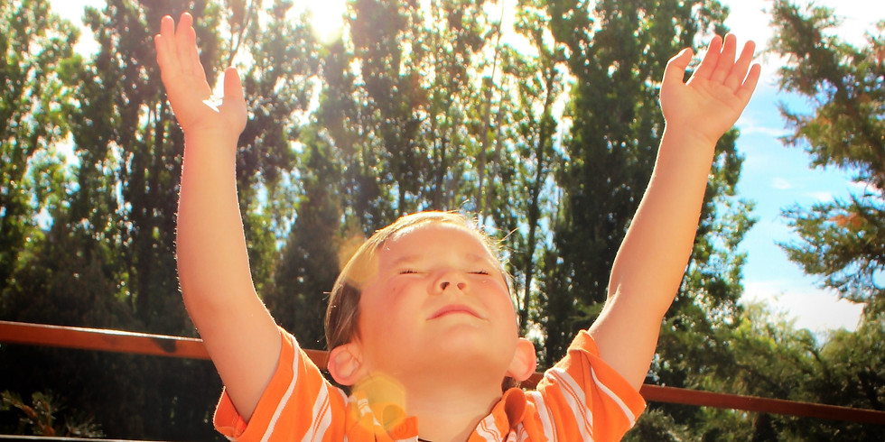 Sunday morning celebration of Jesus' love in a family friendly service 25 October