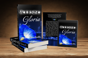 Mourning Gloria's cover display