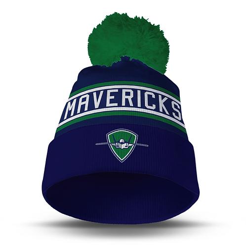 Mavericks Pom Beanie