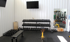 Battery Weight Room 3