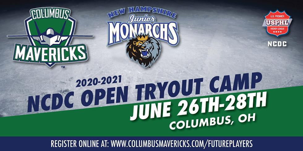 Columbus Mavericks / New Hampshire Jr. Monarchs NCDC Open Tryout Camp (1)