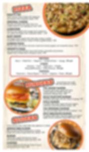 Pizza, Burgers & Sliders