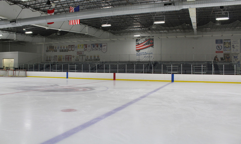 Chiller North Stands 3