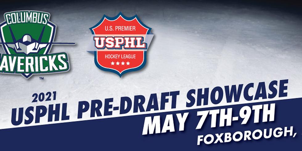2021-USPHL Pre-Draft Showcase